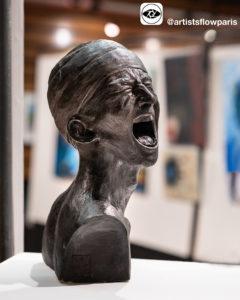 法国艺术家Véronique CHANNAC雕塑作品《生命力》简评